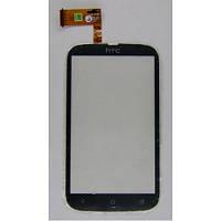 Тачскрин для HTC T328w Desire V, чёрный