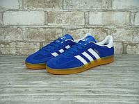 Кроссовки мужские Adidas Gazelle Indoor Blue