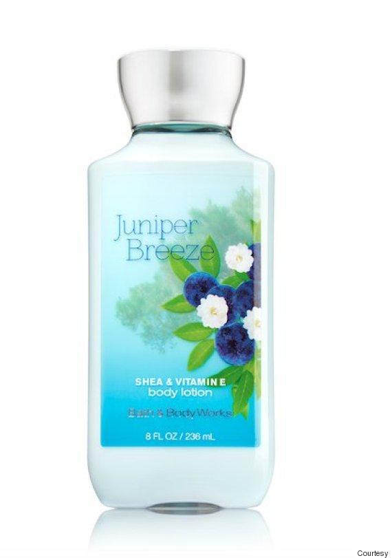Лосьон для тела Bath&Body Works Juniper Breeze