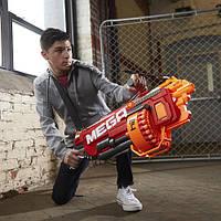 Оружие нерф страйк  мега мастадон  NERF N-Strike MEGA Mastodon Blaster