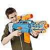 Игрушечное оружие бластер нерф  Nerf Zombie Strike ZED Squad Longshot CS-12 Blaster
