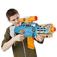 Игрушечное оружие бластер нерф  Nerf Zombie Strike ZED Squad Longshot CS-12 Blaster, фото 1