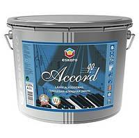 Глянцевая универсальная алкидная эмаль Эскаро Аккорд 90 ведро 2,25 литра
