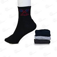 Носки для мальчика подростковые Nanhai A-100drn (12 ед. в упаковке)