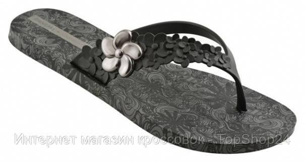 Женские вьетнамки Ipanema GB Flowers Thong Fem 80574-21869