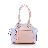 Стильная модная женская сумка L. Pigeon , розовая
