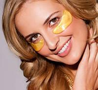"""Коллагеновая маска с био-золотом под глаза """"Crystal Collagen GOLD Powder Eye Mask"""" 1шт"""