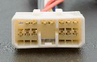 Carav Коннекторы, разъёмы, переходники Carav 12-021 SUBARU 1992+ / RENAULT Traffic 2014+