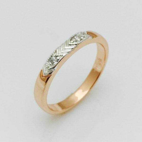 Кольцо на палец Елочка, размер  17