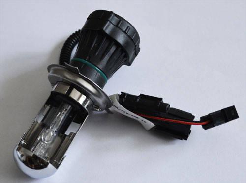 Ксеноновая лампа SL Xenon под цоколь Н4, 55Вт. 5000К.,  разъем KET, AC, фото 2