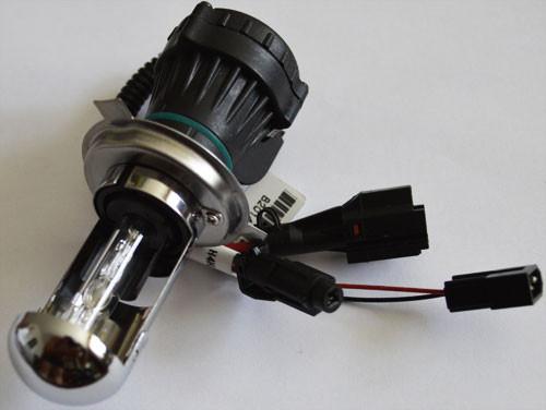 Ксеноновая лампа SL Xenon под цоколь Н4, 35Вт. 6000К.,  разъем KET, AC