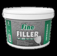 Шпаклевка готовая финишная Эскаро Файн Филлер для стен и потолка ведро 10 литров