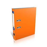 Папка-регистратор А4 5 см, оранжевая Е39720*-06 (Украина)
