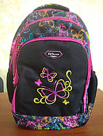 Рюкзак California Бабочки разноцветный