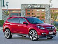 Силовые обвесы Opel Antara с 2007 г., кенгурятники и пороги
