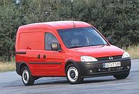 Силовые обвесы Opel Combo с 2002-2012 г., кенгурятники и пороги