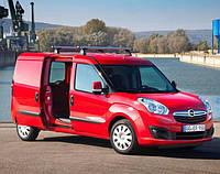 Силовые обвесы Opel Combo с 2012 г., кенгурятники и пороги