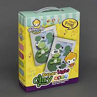 """Тесто для лепки 606 / 555-204 (60) """"Картина"""", рамка, 10 пакетиков массы, в коробке"""