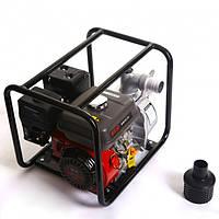 Мотопомпа бензиновая Bulat (Weima) BW50-30 (50 мм, 28 м куб./час)