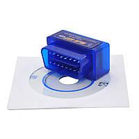 ELM327, OBD2, V2.1, Bluetooth, Авто сканер, диагностика
