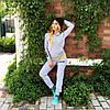 Фирменный женский спортивный костюм DIAMONDPRO меланж