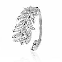 """Серебряное кольцо с камнями """"820"""""""