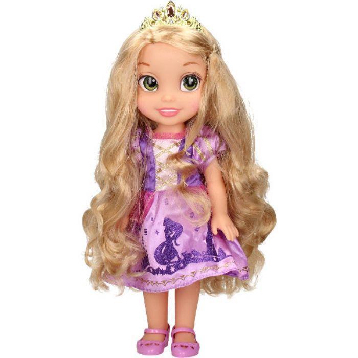 Кукла принцесса Рапунцель малышка Дисней Disney Princess Rapunzel Toddler Doll Jakks Pacific 75829