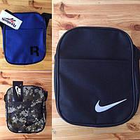 Сумочка Месенджер барсетка Reebok Nike