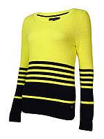 Женский свитер лимонного цвета(L) Tommy Hilfiger