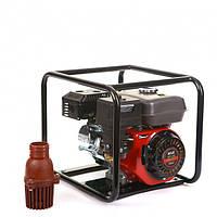 Мотопомпа бензиновая Bulat (Weima) BW65-55 (высоконапорная для капельного полива, 35 м куб./час)