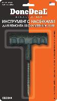 Инструмент с насечками для ремонта бескамерных шин DD0344 DoneDeal
