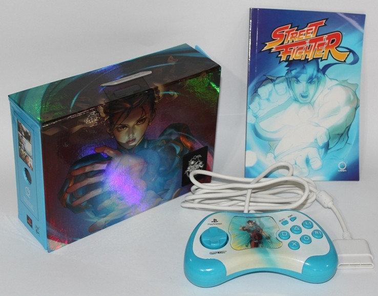 Оригинальный джойстик для PS / PS2 Capcom