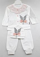Детский костюм 0, 6 месяцев Турция