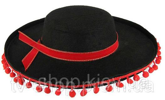 Шляпа Самбреро