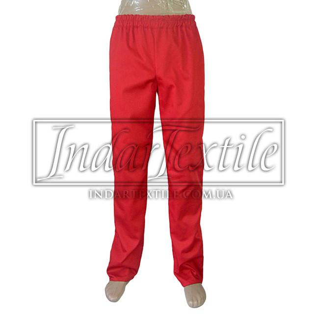 Медицинские и поварские брюки (штаны)