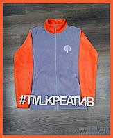Флисовые свитшоты, регланы, толстовки, кофты, свитера с вашим логотипом (под заказ от 50 шт.), фото 1