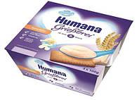 Пудинг манный с печеньем Humana Pudding Butterkeks 4x100 грам.
