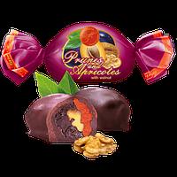 Шоколадные конфеты Чернослив + курага с орехом 1,5 кг т м Мария