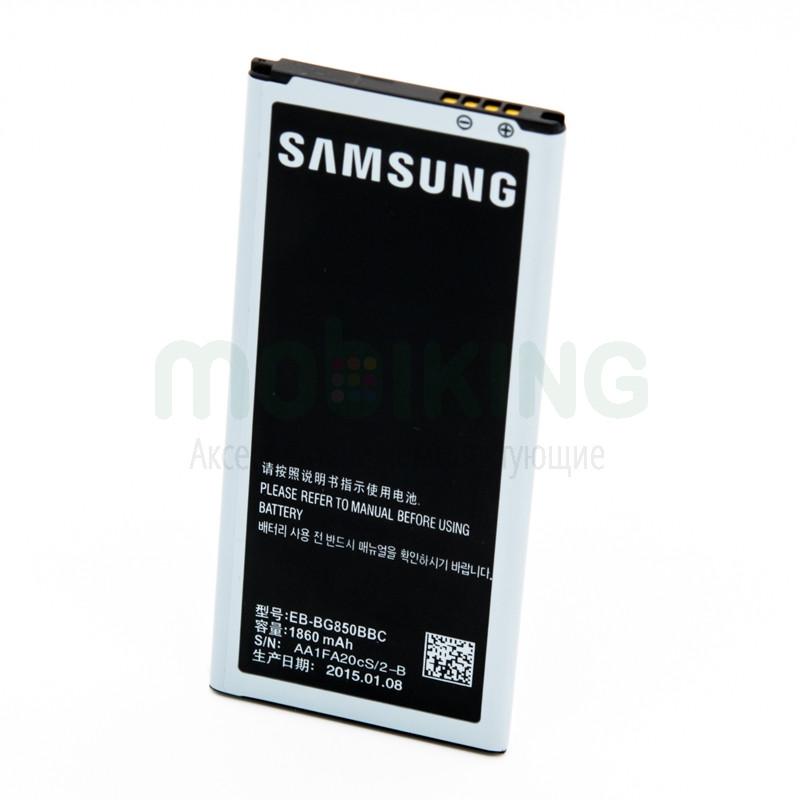 Оригинальная батарея Samsung G850 Alfa (EB-BG850BBC) для мобильного телефона, аккумулятор.