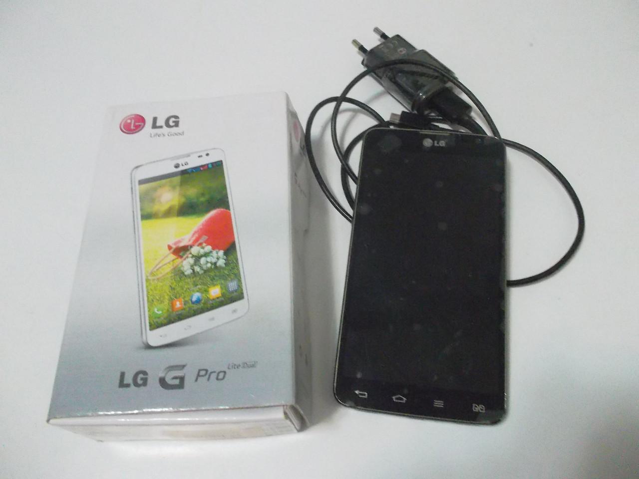 LG D686  №3278 на запчасти