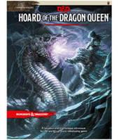 Подземелья и драконы: Сокровища драконов (Dungeons & Dragons: Hoard of the Dragon Queen Adventure ) настольная игра