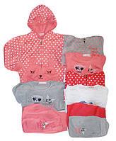 Трикотажный костюм 3 в 1 для девочек оптом, Crossfire,  6/36 мес., № CF-1105, фото 1