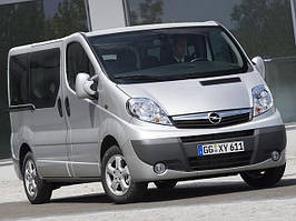 Opel Vivaro (Минивен) (2001-2013)
