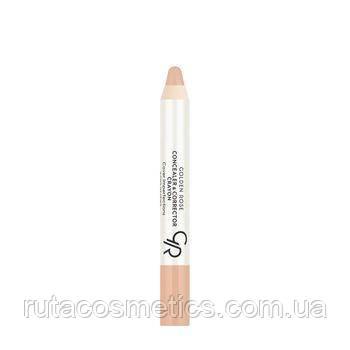 Консилер и корректор  для макияжа лица «GOLDEN ROSE» CONCEALER & CORRECTOR CRAYON 06