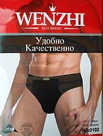 Мужские плавки И бамбуковые  трусы  МАРКА «WENZHI»:0102