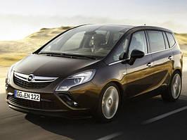 Opel Zafira C (Минивен) (2012-)