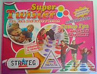 "Игра 386 Стратег ""Твистер Super 2 в 1"