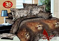 Двуспальный комплект постельного белья TAG 3D PS-BL138