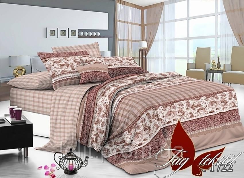 Двуспальный комплект постельного белья R-1722