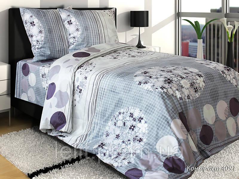 Двуспальный комплект постельного белья TAG Контраст